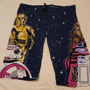 Star wars sleepwear pants